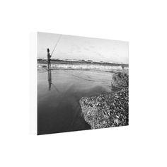 #fishing - #Fishing Stradbroke Island Queensland Australia Canvas Print
