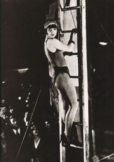 Louise Brooks in Howard Hawks' silent comedy A Girl in Every Port, 1928