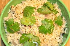 coconut rice/feature
