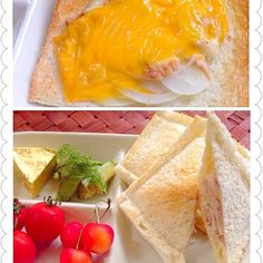 To:february216さん ミキさん✨ リスナップもありがとうございます❗️ - 36件のもぐもぐ - Tuna salad Hot sandwiches♨️ツナサラダホットサンド by honeybunnyb