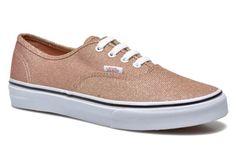 Vans Sneakers Authentic w 3/4'