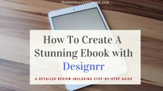 What Is Designrr and how can you use it to create ebooks in minutes. Includes step-by-step guide on how to make the most of this must-have tool. Ways To Earn Money, Earn Money From Home, Make Money Online, How To Make Money, Affiliate Partner, Must Have Tools, Social Icons, Get The Job, Step Guide
