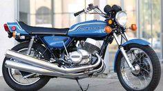 1972 Kawasaki Mach IV H2 Triple Two-Stroke Widowmaker   Take Me Back   COOK'S CORNER