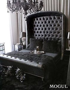 gothic comforter set - Google Search