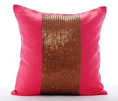 Luxury Coral Decorative Pillow Cover, Modern Decorative P... https://www.amazon.com/dp/B016H8YXGK/ref=cm_sw_r_pi_dp_x_w4lbybJ03KHAN