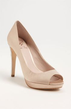 Vince Camuto 'Yivonne' Pump available at Nordstrom #Nordstromweddings