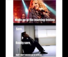 Wake up? In the morning?! Haha don't even try!