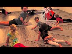 GroovyKids® Yoga by Greville Henwood - YouTube