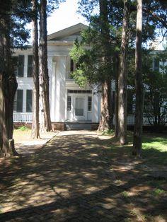 Rowan Oak--William Faulkner--Oxford, Mississippi Oxford Mississippi, Literary Travel, William Faulkner, Southern Charm, Rowan, Authors, Homes, American, Plants