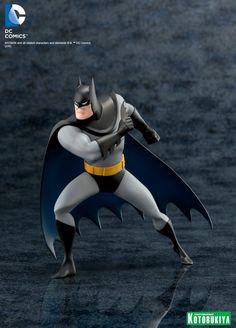 Kotobukiya Batman Animated ARTFX+ Statue A Kotobukiya Japanese Import. Kotobukiya's awesome 1/10th scale DC Comics collection has brought you New 52 heroes and villains, Classic Costume retro ..