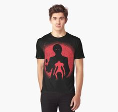 Red Light Ryuk Design Graphic T-Shirts Available as T-Shirts & Hoodies, iPhone Cases, Samsung Galaxy Cases, Posters, Home Decors, Tote Bags, Pouches, Prints, Cards, Leggings, Pencil Skirts, Scarves, iPad Cases, Laptop Skins, Drawstring Bags, Laptop Sleeves, and Stationeries #DeathNote #Fashion #Apparel #Clothing #Anime