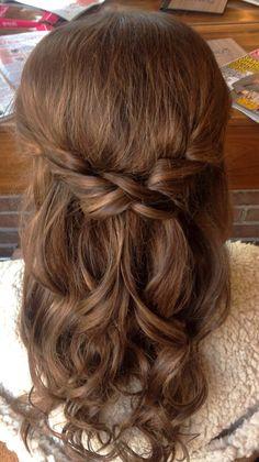 Pretty plaits by Lauren