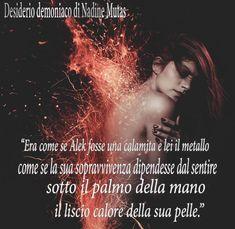 Desiderio demoniaco di Nadine Mutas - The Dirty Club of Books