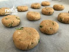 Falafel, Muffin, Food And Drink, Yummy Food, Cookies, Breakfast, Pasta, Desserts, Biscuits