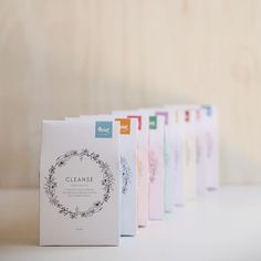 PACKAGING ♥ Earth friendly. Sustainable. Healthy. Recyclable.