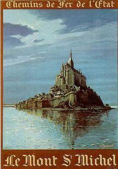 vintage travel poster, M. Perronnet, 1930