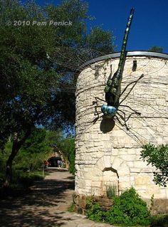 @Erin...I think this is at Univ of Austin, Lady Bird Johnson wildflower garden?