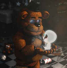 Freddy S, Five Nights At Freddy's, Foxy Wallpaper, Fnaf Book, Pedobear, Fnaf 4, Fnaf Wallpapers, Fear Of The Dark, Pokemon