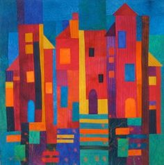 """Summer in the City"" - Alicia Merrett"