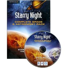 Catalog Spree: Starry Night Complete Space & Astronomy Software - Orion Telescopes