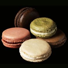 paul macarons are AMAZING. Pick the BIG one, a vanilla one, and put it straight in your fridge. You will be truly in love. The filling is so decadent after being chilled...almost like a buttercream ice cream!