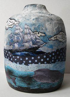 Sarah Ogren, The Whaling Vessel.
