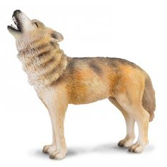 Timber Wolf Howling $8