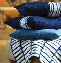 Aboubakar Fofana - traditional African indigo dyeing