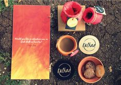 Kulhad - The Earthy Cafe on Behance