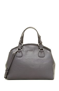 Cole Haan - Seneca Large Leather Dome Satchel