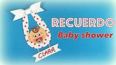 Recuerdo para baby shower o bautizo de goma eva - https://www.manualidadeson.com/recuerdo-bautizo-baby-shower-goma-eva.html