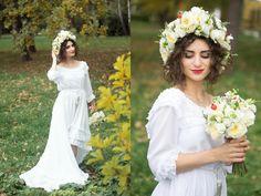 Wedding. Bride. Lazorenko. Photograph. Russian