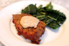 lentil meatloaf from Alix!