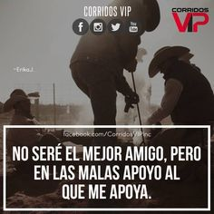 Y así debe de ser.!   ____________________ #teamcorridosvip #corridosvip #quotes #frasesvip