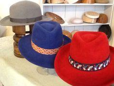 Fur felt hats