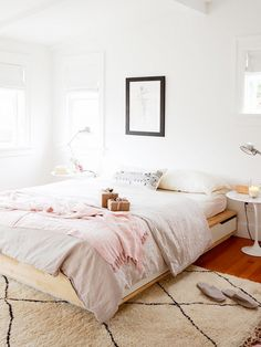 The Most Beautifully Styled IKEA Beds We've Seen | MyDomaine