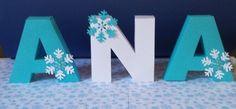 DIY Letras en 3D | Monines Diseño