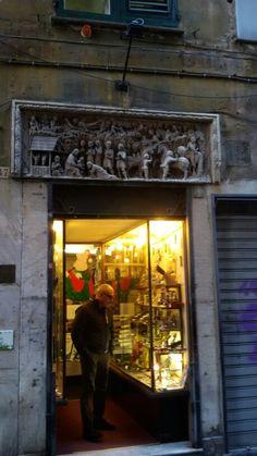Adorazione dei Magi Via Orefici Genova