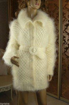 Cardigans, Sweaters, Knitwear, Fur Coat, Jackets, Fashion, Dressing Up, Down Jackets, Moda