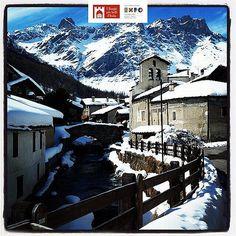 Location: #Pontechianale - Borgo di Chianale (Cn) Photo Credit: @s__abii Chosen by: @antocadei _____________________________________  Congratulazioni!  Questa immagine potrebbe essere selezionata nella mostra del club 'I Borghi più