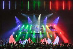 Marina and the Diamonds 2015 Tour Stage Lighting Design, Stage Design, My Design, Marina And The Diamonds, Set Design, Scenic Design