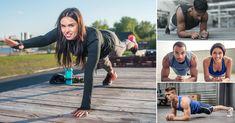 A plank gyakorlattal relatív kis idő elteltével is jelentős eredményt lehet elérni. Erősíti hasizmát, gerincét, segíti metabolizmusát, vagy javít testtartásán. Planking, Tabata, Keds, Running, Blog, Keep Running, Tabata Workouts, Why I Run, Blogging