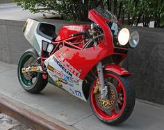 1985 Ducati 750 F1 Endurance