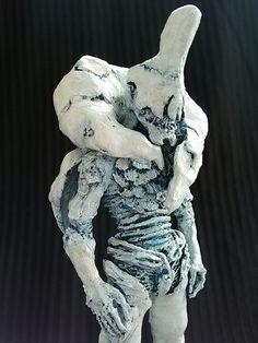 Gauna from ABARA. Fan art by Setsu (せつ). Copyright © Tsutomu Nihei. All Rights Reserved. #Gauna #ABARA #White_Gauna #Shiro_Gauna #Jigentai #Jigenka #Tsutomu_Nihei #tsutomunihei #niheitsutomu #Tsutomu #Nihei #sf #sci-fi #cyberpunk #biopunk #manga #comic #toy #figma #figure #弐瓶勉 #アバラ #奇居子 #ガウナ #白奇居子 #示現体 #示現禍 #SF #サイエンスフィクション #サイバーパンク #バイオパンク #漫画 #マンガ #コミック #フィギュア #フィギア #人形