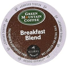 Keurig Green Mountain Coffee Breakfast Blend Kcup Month Pack 30 Count ** Want additional info? Click on the image.