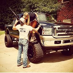 loveee. - countrygirl4x4:   My goal in life