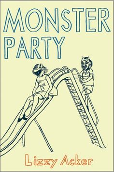 I love this drawing. 'Monster Party' by Lizzy Acker.       -------      http://www.goodreads.com/book/show/10945600-monster-party