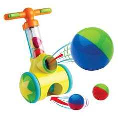 TOMY Pic and Pop Ball Blaster
