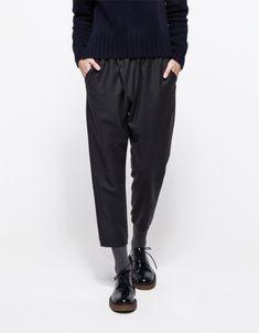 Fulton A Pants in Grey