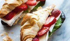 Oh La La! 20 Creative Croissant Recipes